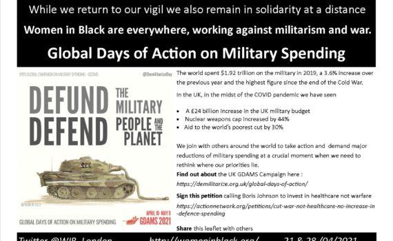 Global Days of military spending